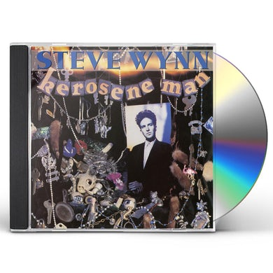 Steve Wynn KEROSENE MAN CD