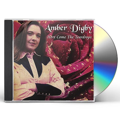 Amber Digby HERE COME THE TEARDROPS CD