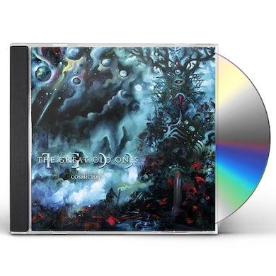 Cosmicism CD