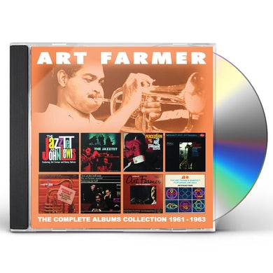 Art Farmer COMPLETE ALBUMS COLLECTION: 1961-1963 CD