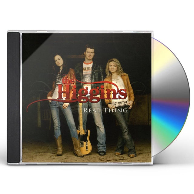 Higgins REAL THING CD