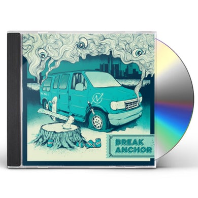 Break Anchor IN A VAN DOWN BY THE RIVER CD