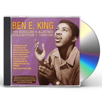Ben E. King Singles And Albums Collection 1960-62 CD
