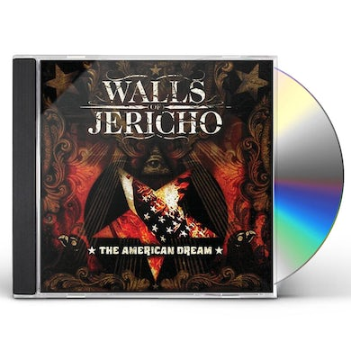 Walls Of Jericho AMERICAN DREAM CD