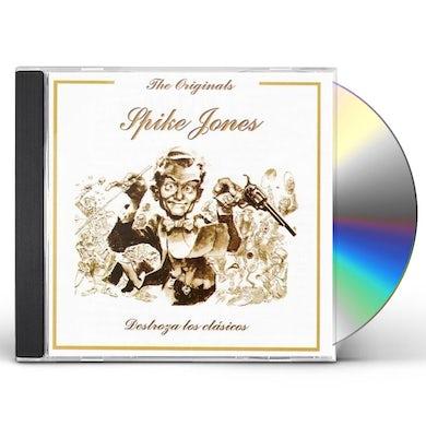 Spike Jones DESTROZA LOS CLASICOS CD