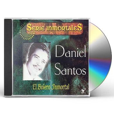Daniel Santos BOLERO INMORTAL CD