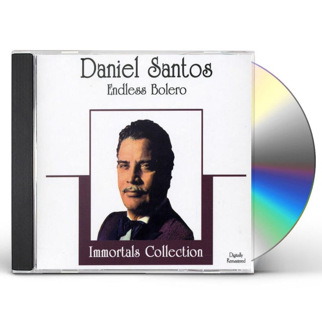 Daniel Santos ENDLESS BOLERO CD