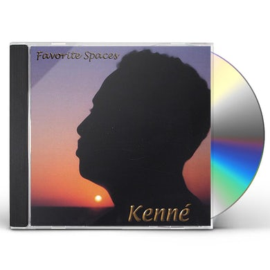 Kenna FAVORITE SPACES CD