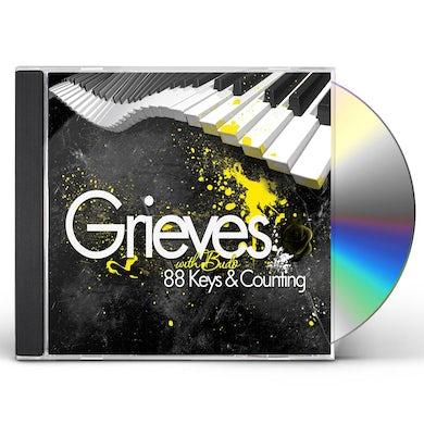Grieves 88 KEYS & COUNTING CD