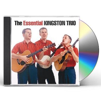 ESSENTIAL KINGSTON TRIO CD