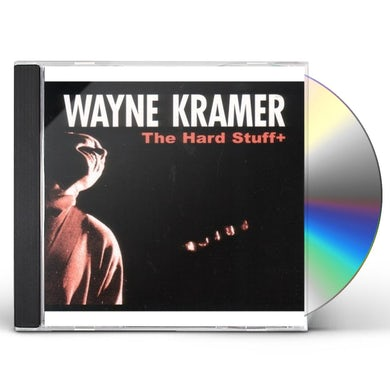 Wayne Kramer HARD STUFF CD