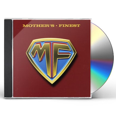 MOTHER'S FINEST CD