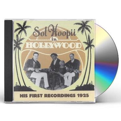 Sol Hoopii IN HOLLYWOOD CD