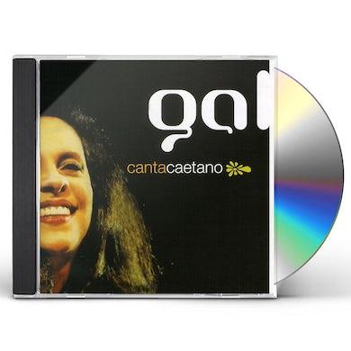 Gal Costa CANTA CAETANO CD