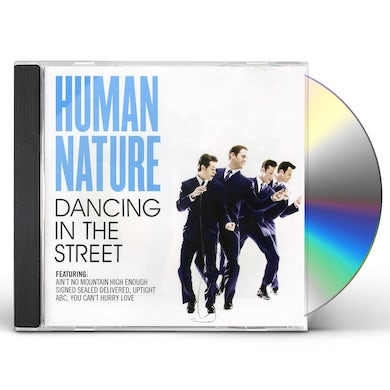 Human Nature DANCING IN THE STREETS: SONGS OF MOTOWN 2 CD