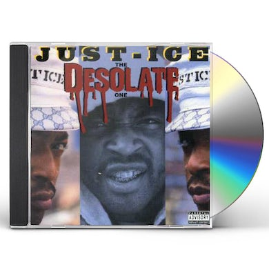 Just-Ice DESOLATE ONE CD