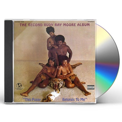 Rudy Ray Moore THIS PUSSY BELONGS TO ME CD