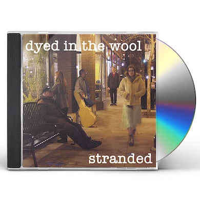 dyed in the wool STRANDED CD