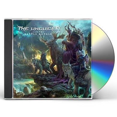 Unguided BATTLE ROYALE CD