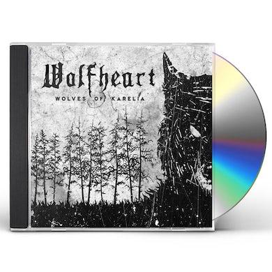 Wolfheart WOLVES OF KARELIA CD