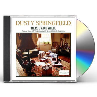 Dusty Springfield THERE'S A BIG WHEEL CD