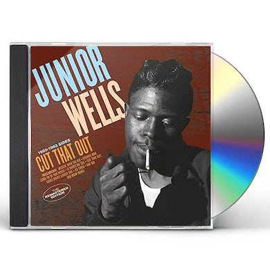Junior Wells CUT THAT OUT CD
