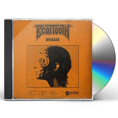 Beartooth DISEASE CD