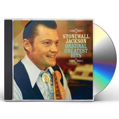 Stonewall Jackson ORIGINAL GREATEST HITS CD