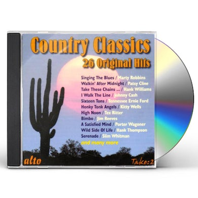 Country Classics / Various CD