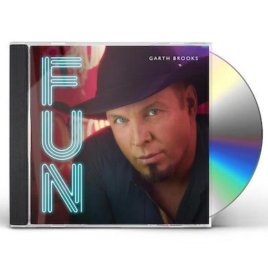 Garth Brooks Fun CD
