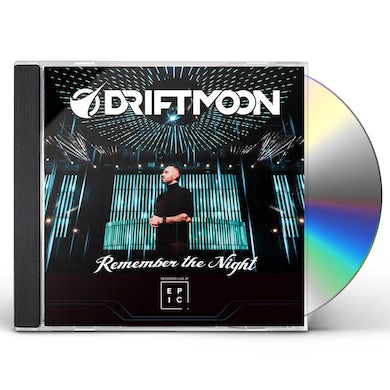 Driftmoon REMEMBER THE NIGHT (RECORDED LIVE AT EPIC) CD