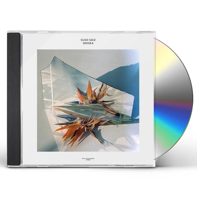 Suso Saiz ODISEA CD