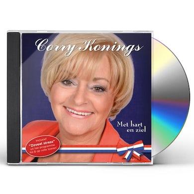 Corry Konings MET HART EN ZIEL DEEL 1 CD