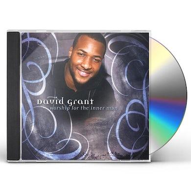 David Grant WORSHIP FOR THE INNER MAN CD