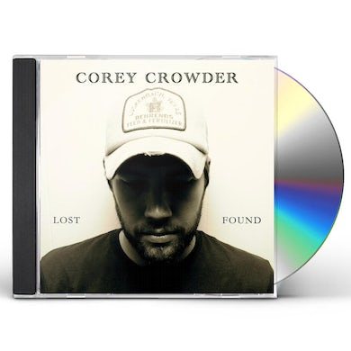 Corey Crowder LOST & FOUND CD