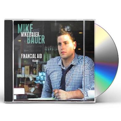 Mike Bauer FINANCIAL AID 1 CD