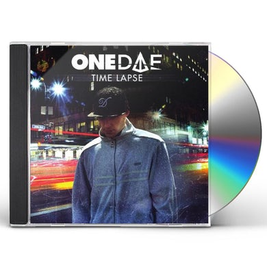 TIME LAPSE EP CD