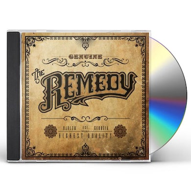THE REMEDY CD