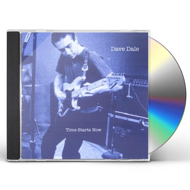 Dave Dale TIME STARTS NOW CD