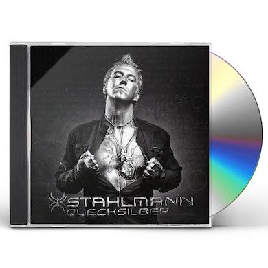 Stahlmann QUECKSILBER CD