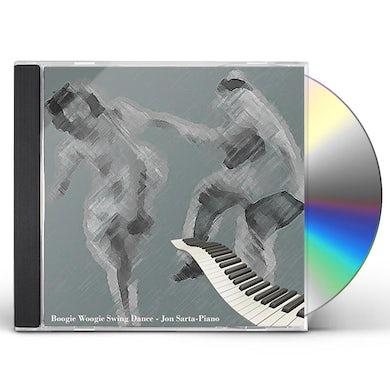 Jon Sarta BOOGIE WOOGIE SWING DANCE CD