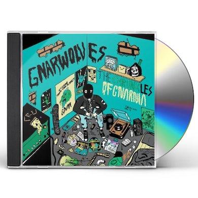 Gnarwolves CHRONICLES OF GNARNIA CD