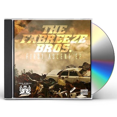 Fabreeze Brothers FIRST ASCENT-EP CD