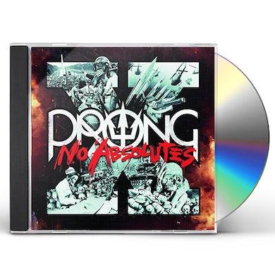 Prong X - NO ABSOLUTES CD
