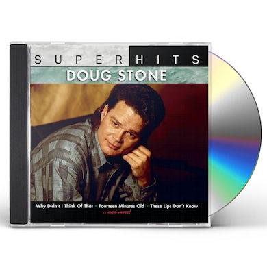 Doug Stone SUPER HITS CD