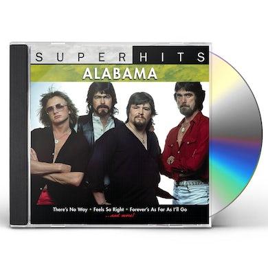 Alabama SUPER HITS CD