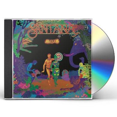 Santana AMIGOS CD