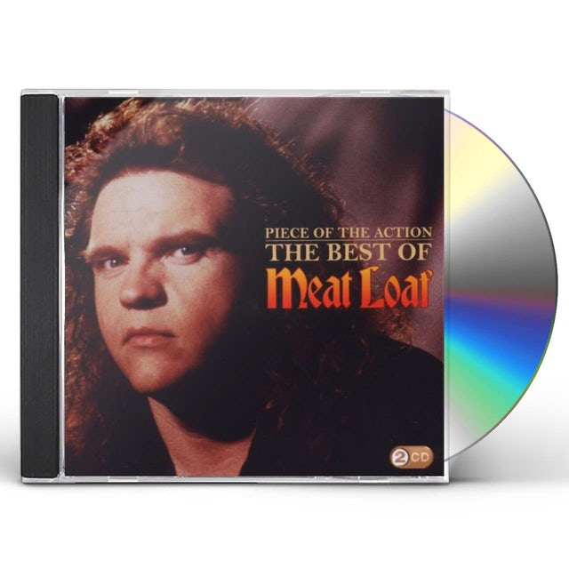 Meat Loaf PIECE OF THE ACTION CD
