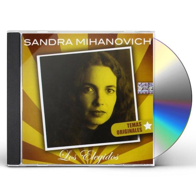 Sandra Mihanovich ELEGIDOS CD