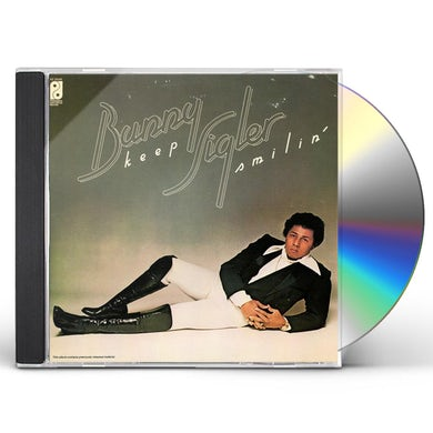 Bunny Sigler KEEP SMILIN CD
